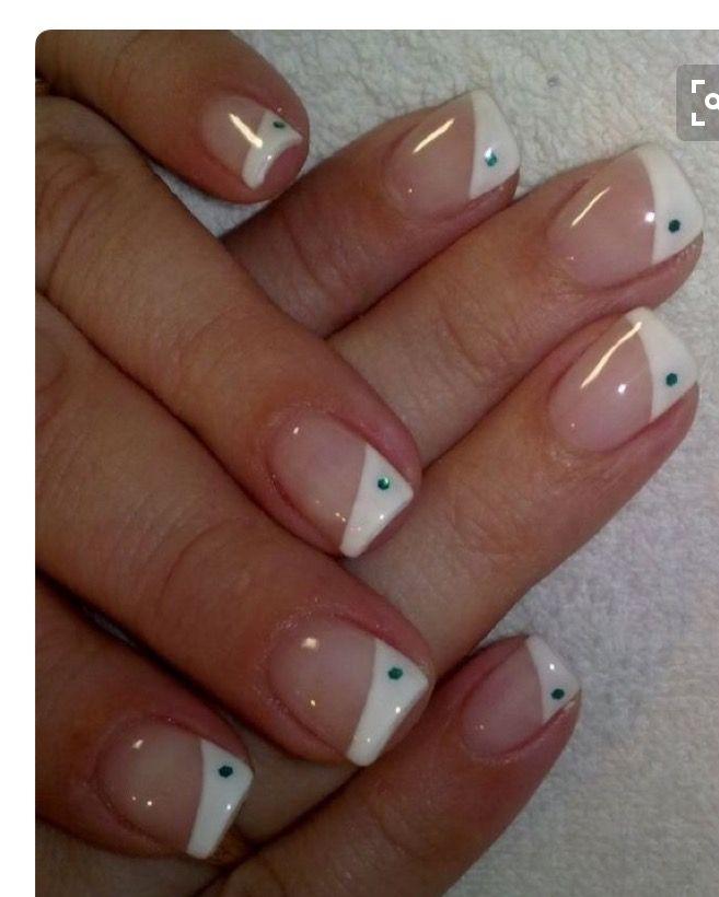 58 best Nail Art images on Pinterest | Fingernail designs, French ...
