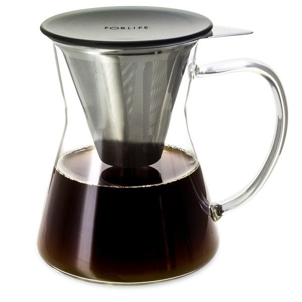 Lucidity Drip-in-Mug with Stainless Dripper