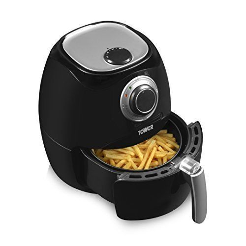 Healthier Oil Free Chip Fryer #Tower