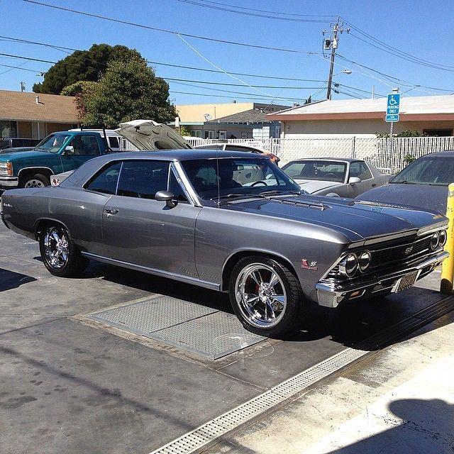 1966 Chevrolet Chevelle Malibu Video | GM Authority