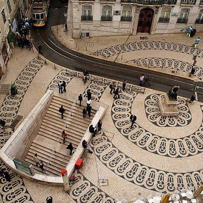Chiado - Lisboa - Portugal A travel board about things to do in Lisbon Portugal, including Lisbon restaurants, food, nightlife, cafes, shopping and much more about the capital of Portugal! -- Have a look at http://www.travelerguides.net