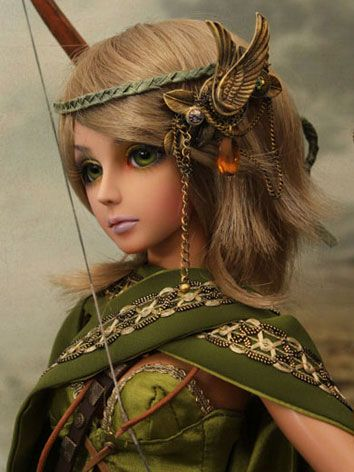 球体関節人形 Milaya 女 限定造型
