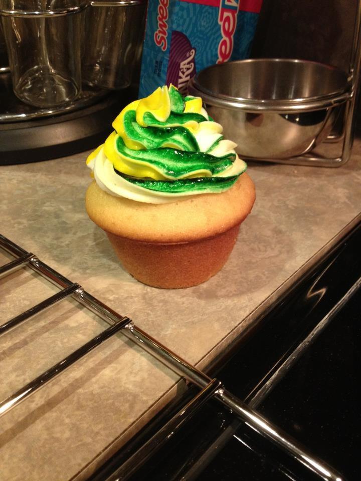 Sundrop Cupcakes!Sundrop Cupcakes, Cupcakes Rosa-Choqu