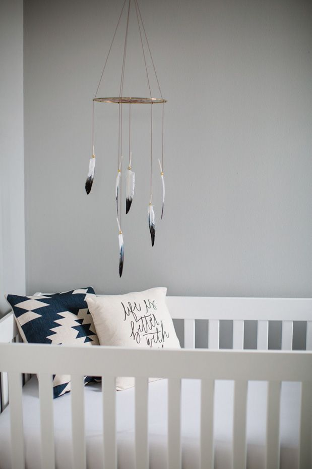 25 Best Ideas About Feather Mobile On Pinterest Feather