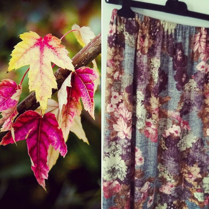 New skirt autumn colors