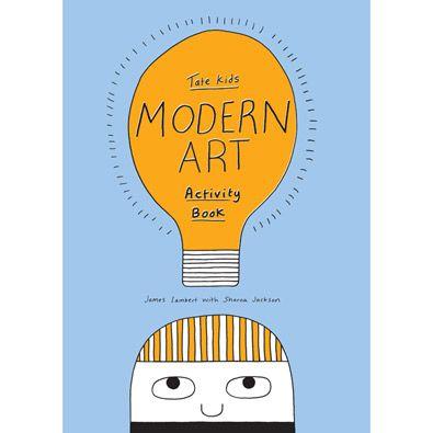 Tate Kids Modern Activity Book