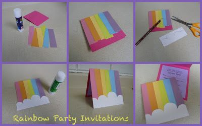 Made Emilee's Invitations yesterday, just have to fill out the inside.