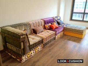 24 best Cojines de suelo de diseño / Design floor cushions images on ...