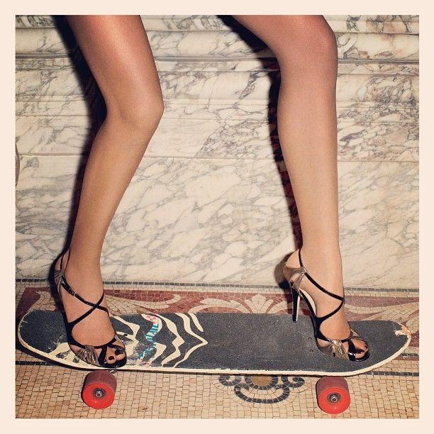 Jimmy Choo Sandal #heel