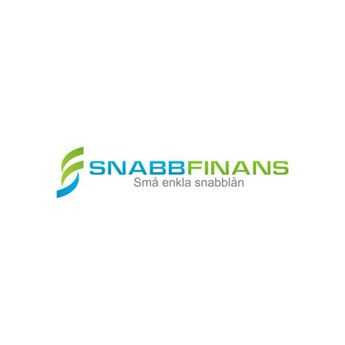 "Snabbfinans (""Fast finans"") �20Create the next logo for Snabbfinans (""Fast finans"")"