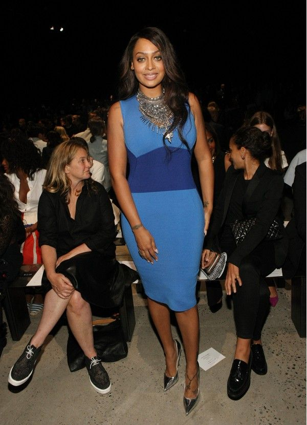 La La Anthony Takes Over Who What Wear's Twitter for NYFW