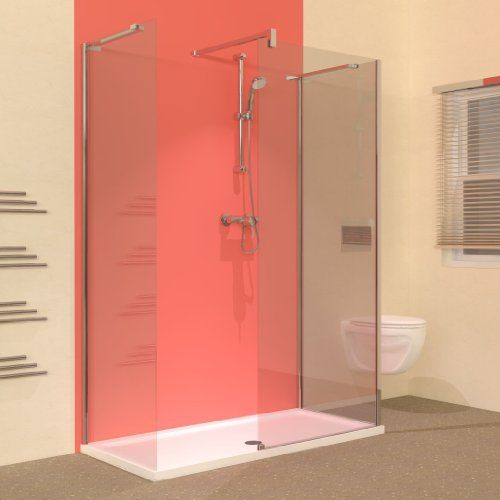 16 Best Images About 3 Sided Walk In Showers On Pinterest