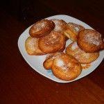 le mie frittelle dolci di mele