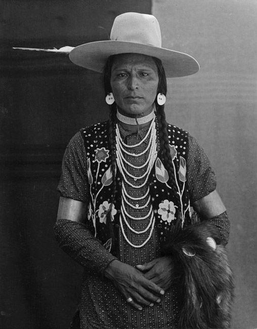 Old Photos - Nez Perce   www.American-Tribes.com