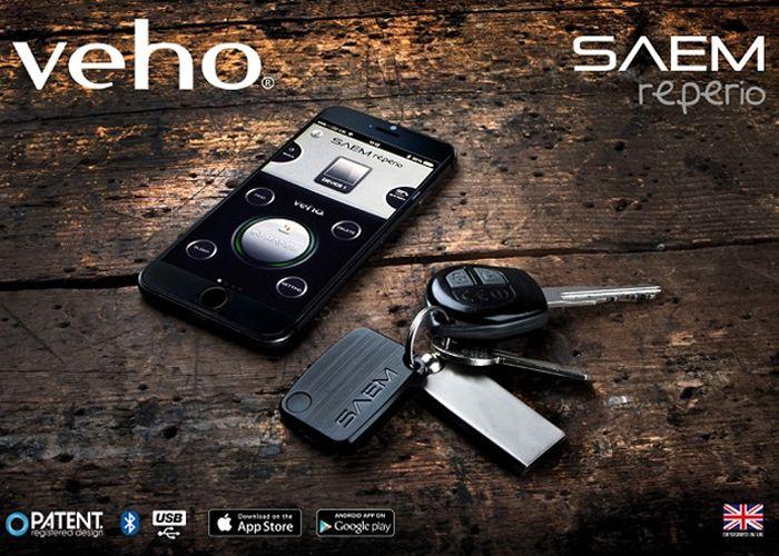 Veho SAEM S8 Bluetooth Alarm finder – Προστατέψτε Το Κινητό Σας