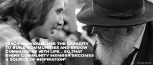 ... Rebbe, Rabbi Menachem Mendel Schneerson, of righteous memory