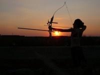 Tir cu arcul si tir cu arma de foc - Bucuresti