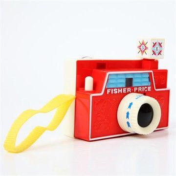 Appareil photo vintage Fisher Price