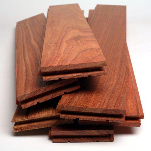 Para Rosewood Hardwood Flooring - Unfinished