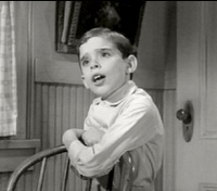 "Charles Baker-Harris as Dill in ""To Kill a Mockingbird"""