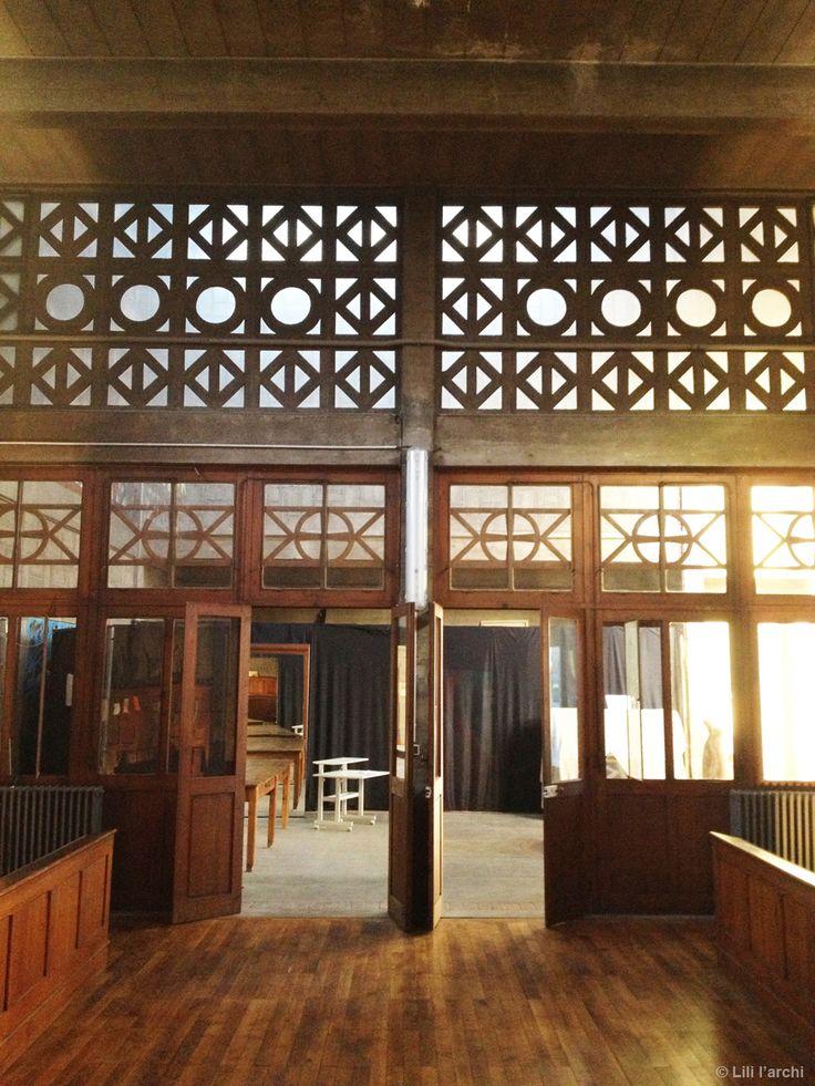 Chapelle à Tours - 1930 - Auguste Perret architecte