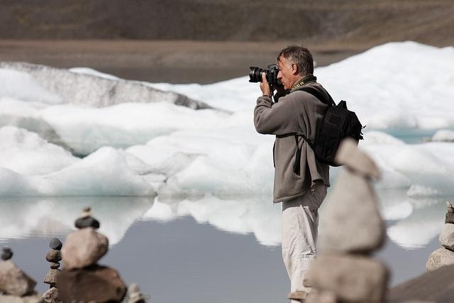 Freezing a moment / Momentua izozten, via Flickr.