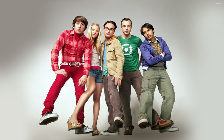 Penny the big bang theory tv serie kaley cuoco tv series jim