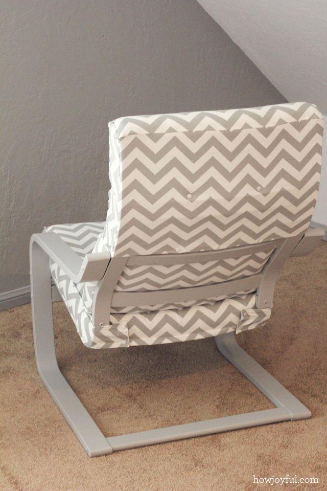 Ikea Unterschrank Ausziehbar ~ Nursery Ikea poang chair recover  How Joyful