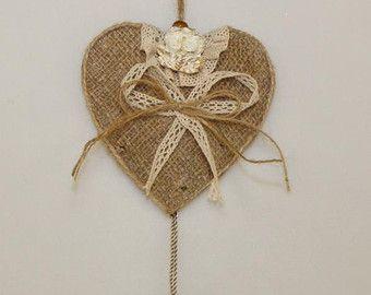 decorazione di Natale, natale ornamento a forma di cuore