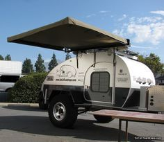 teardrop campers | Also, here's SoCal Teardrops sales page for the 6ft/8ft Hannibal ...