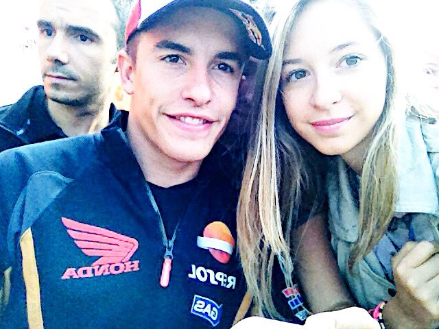 The perfect Marc Marquez.
