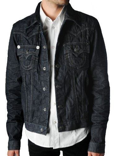 True Religion Men's Jimmy Denim Jean Jacket | Demeanor ...