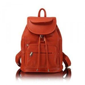 $109.00 Cheap MCM Cognac Visetos Backpack Orange