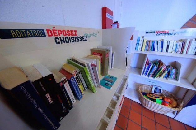Échangez vos CD, DVD, jeux... les boîtes à troc débarquent à Toulouse et dans la métropole