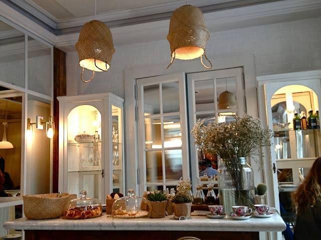 DRAY MARTINA, restaurante en Madrid. Decoracion rustica