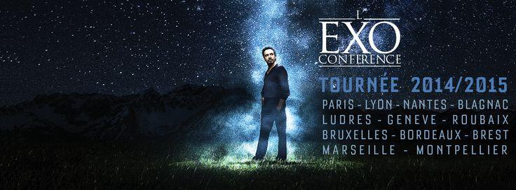 L'Exoconférence d'Alexandre Astier ! DVD - BluRay - Meetagift