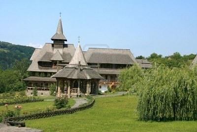 Wooden churches Maramures, Romania.