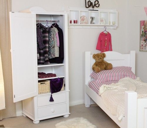 This Nutkin Childrens Single Wardrobe With Drawers is a part of Nutkin and a great Wardrobe, Bedroom Storage.  The dimension of this Nutkin Childrens Single Wardrobe With Drawers are as follows - the height is 180CM, the width is 63CM the depth is 52CM and the volume of this Nutkin Childrens Single Wardrobe With Drawers is 0.59CBM.  The International Article Number or EAN number is 5060164712671 and the weight is 78.00kg. http://www.bonsoni.com/nutkin-childrens-single-wardrobe-with-drawers