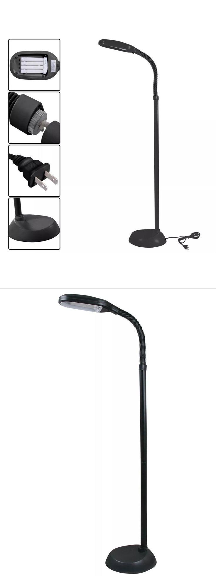 False Eyelashes and Adhesives: Eyelash Extension Kit Floor Beauty Lamp Furniture Equipment Glue (Bright Light) BUY IT NOW ONLY: $59.99