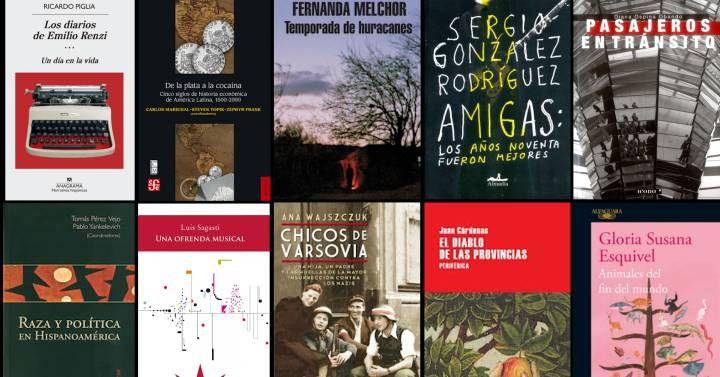El PAÍS recomienda una selección de las mejores obras publicadas en México, Argentina y Colombia