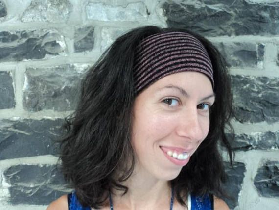 Hey, I found this really awesome Etsy listing at https://www.etsy.com/ca/listing/541947495/extra-wide-headband-burgundy-and-black