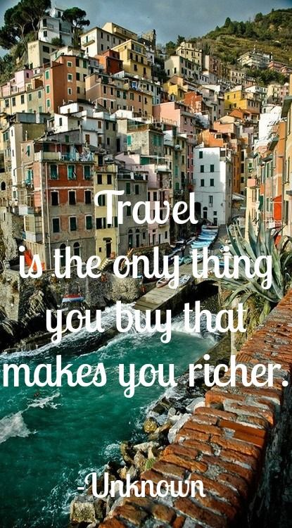 SO true! I don't regret a dime of what we have spent on all of our adventures.