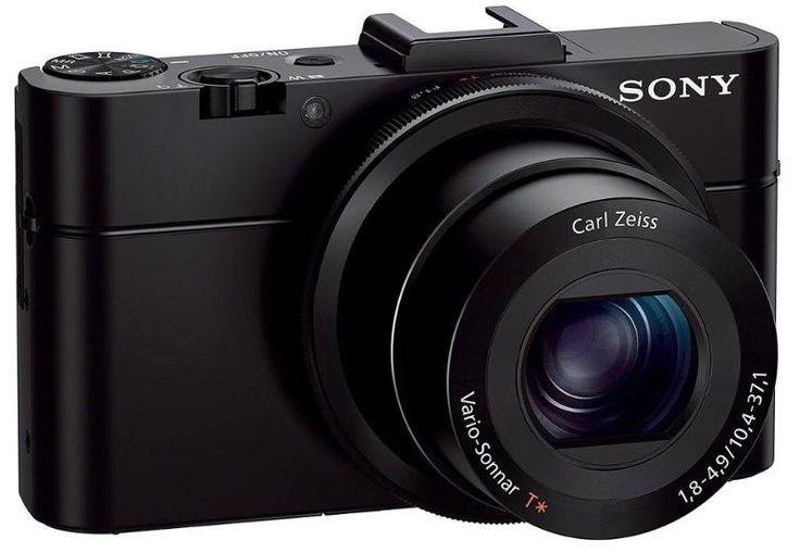 Sony CyberShot DSC-RX100 II; $850