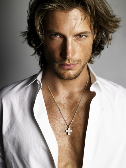 I agree with Goodreads users. Gabriel Aubry is Sebastian St James! Based on celebrity news, Gabriel is a doting father but don't mess with him because he is protective of his love ones. Gabriel is also reserved like Sebastian.