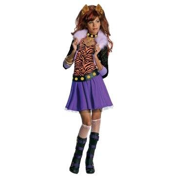 clawdeen costume