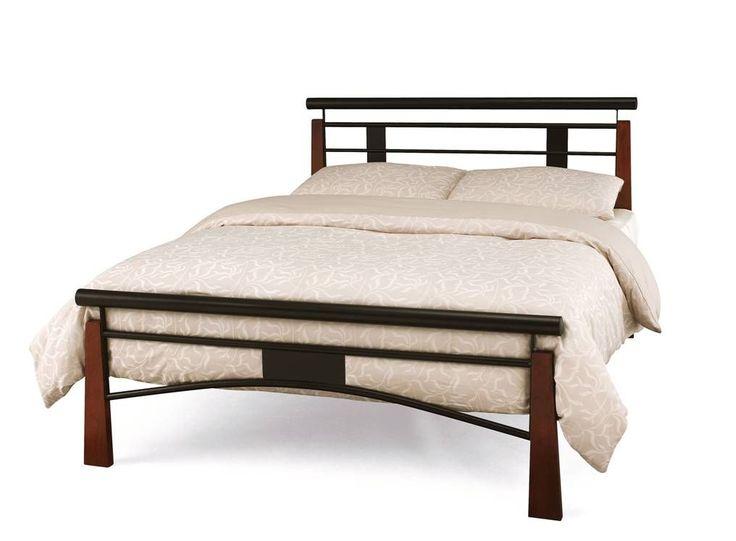 best 25 black metal bed frame ideas on pinterest black metal bed brick wall bedroom and industrial bedroom