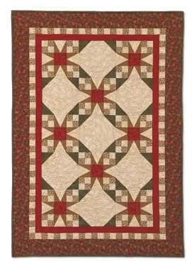 Tennessee Waltz Quilt 735272010708 - Quilt in a Day Books