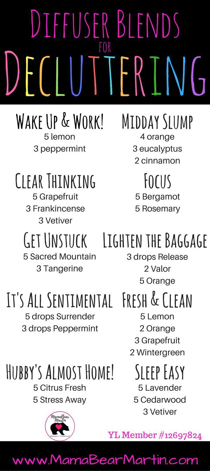 These are the BEST diffuser blends to have in your home. Whether you are new to essential oils, or have been loving them for years- you gotta try these!! #EssentialOils
