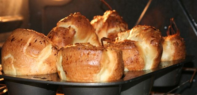 English Traditions - Yorkshire Puddings Perfect Every Time! | The Fresh Loaf