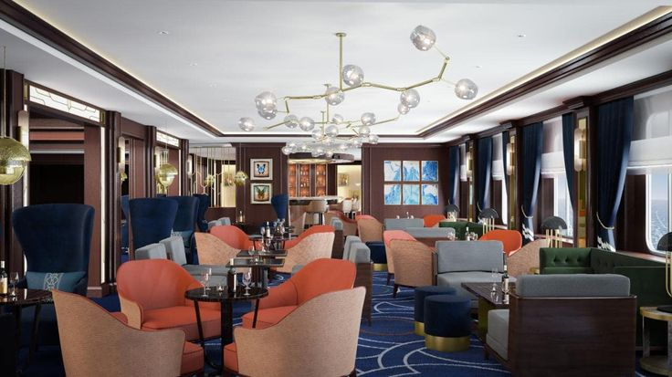 Cunard's Queen Victoria cruise ship is getting a £34m facelift – here's how it will look - Travel